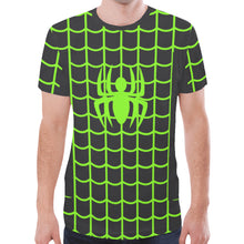 Load image into Gallery viewer, Men's Imperfect Spider Shirt