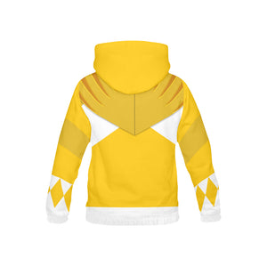 Youth Yellow Hoodie