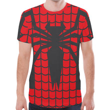 Load image into Gallery viewer, Men's Surveillance Suit Spider Shirt