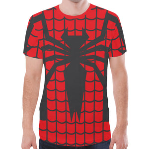 Men's Surveillance Suit Spider Shirt