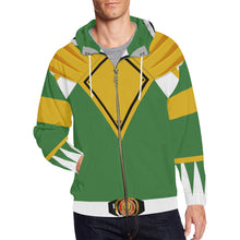 Load image into Gallery viewer, Men's Green Hoodie