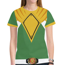 Load image into Gallery viewer, Women's Green Shirt