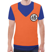Load image into Gallery viewer, Men's Goku Shirt