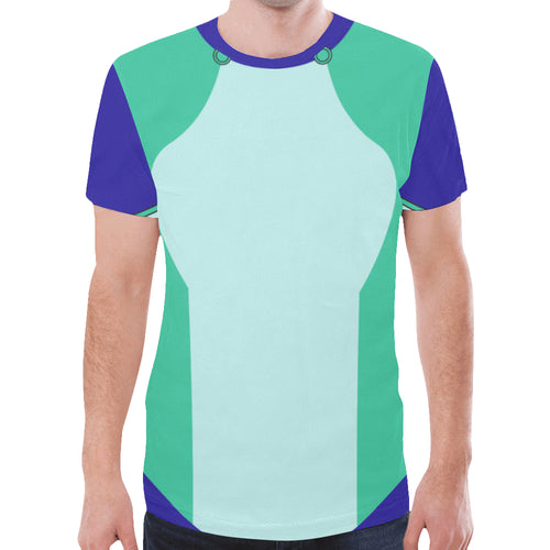 Men's Nejire Shirt