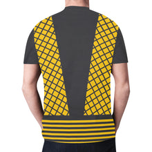 Load image into Gallery viewer, Men's Yellow Ninja Shirt 2