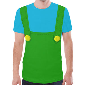 Ice Green Jumpman Shirt