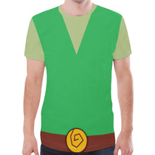Load image into Gallery viewer, Men's Link WWFS Green Shirts