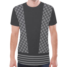 Load image into Gallery viewer, Men's Gray Ninja Shirt 2