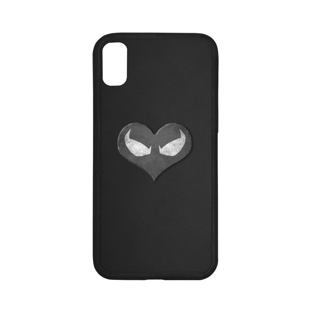Black MJ Heart Case