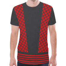 Load image into Gallery viewer, Men's Red Ninja Shirt 2