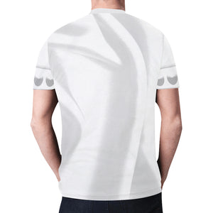 Men's White MN Mag Shirt