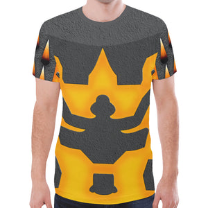 Men's Fear Itself Wolvie Shirt