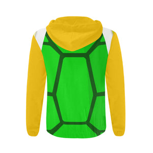 Men's Green Turtle