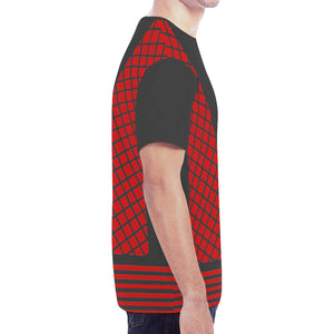 Men's Red Ninja Shirt 2