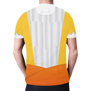 Yellow Princess Ultimate Shirt