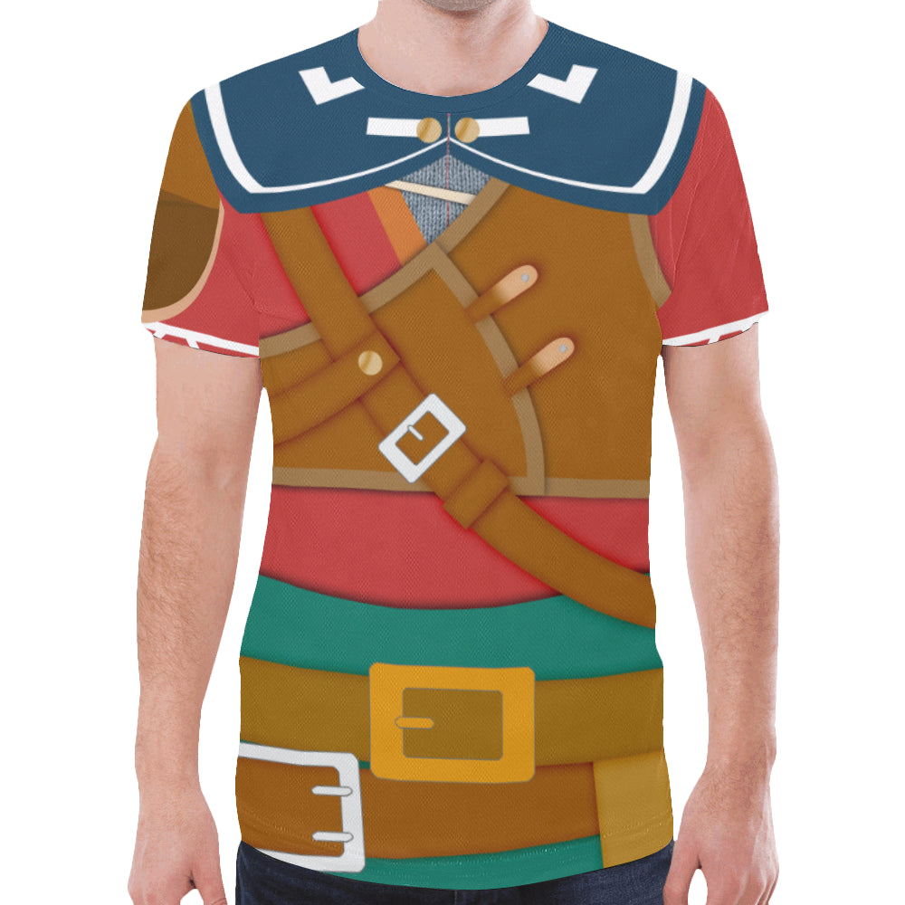 Men's Hylian Link Shirts