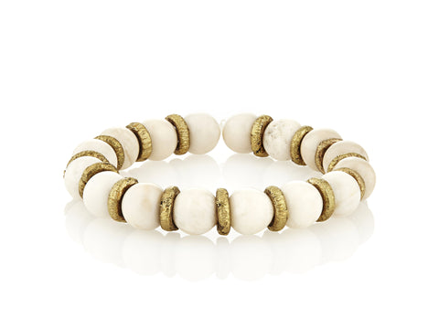 Riverstone Rings Stretch Bracelet