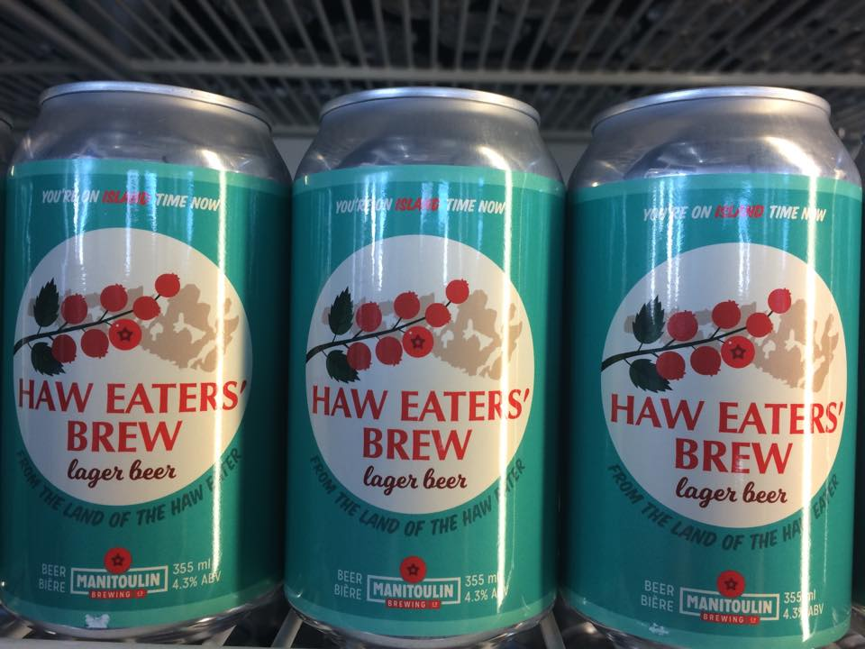 IPM 2019 Haw Eaters' Brew Case