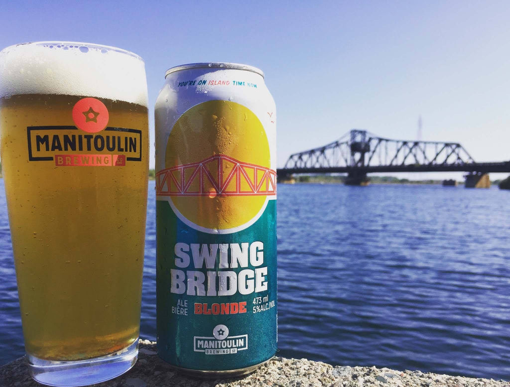 IPM 2019 Swing Bridge Blonde Ale Case