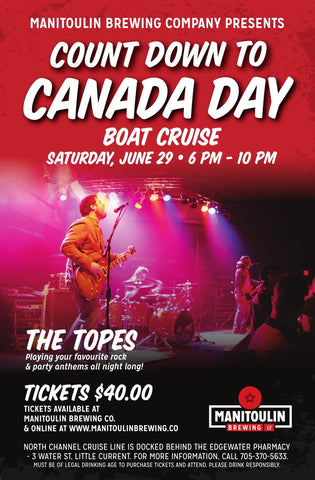 Canada Day Boat Cruise