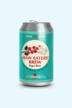 Haw Eaters' Brew