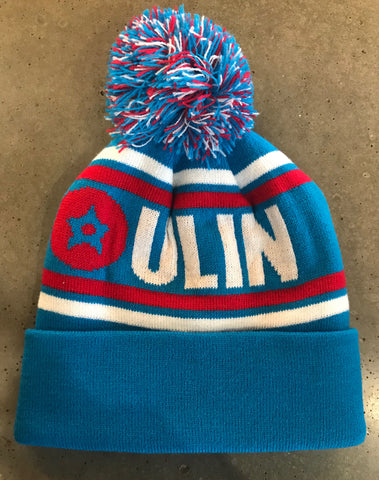 Retro Winter Toque