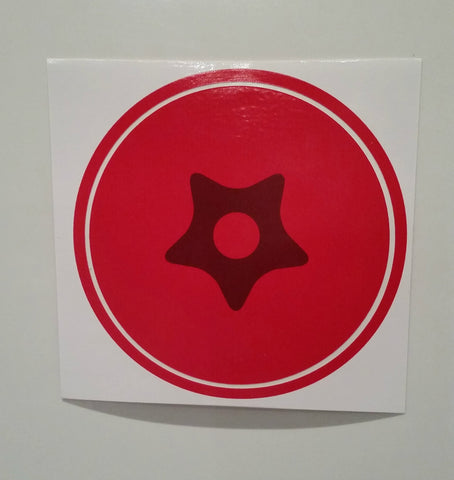 Hawberry Star Stickers