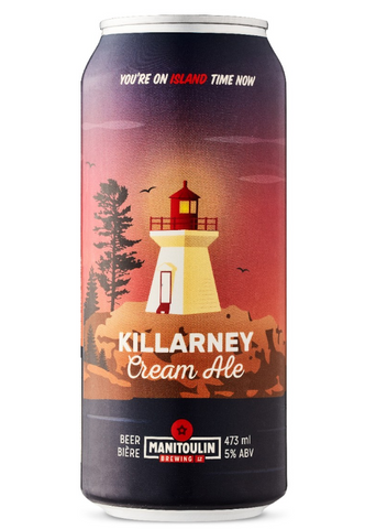 IPM 2019 Killarney Cream Ale Case
