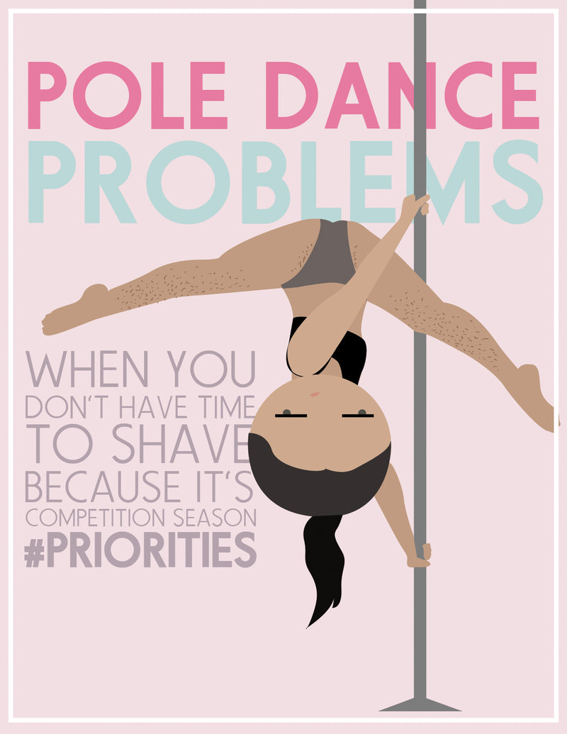 Pole Dance Problems: Priorities