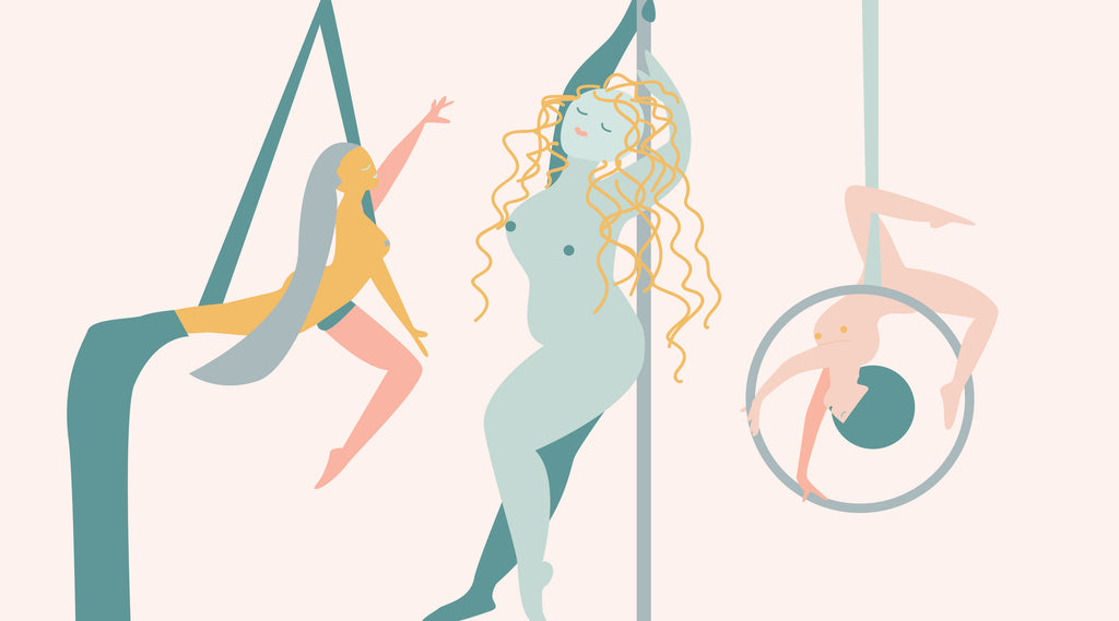 Confident, Strong, & Powerful: Aerialists on Body Positivity