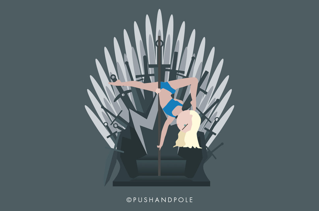 What if Game of Thrones Characters were Pole Moves?