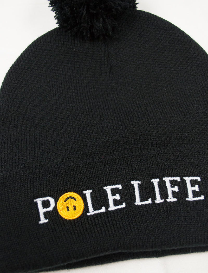 Pole Life Beanie - Push + Pole - 3