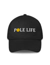 Pole Life Beanie with Pom Pom