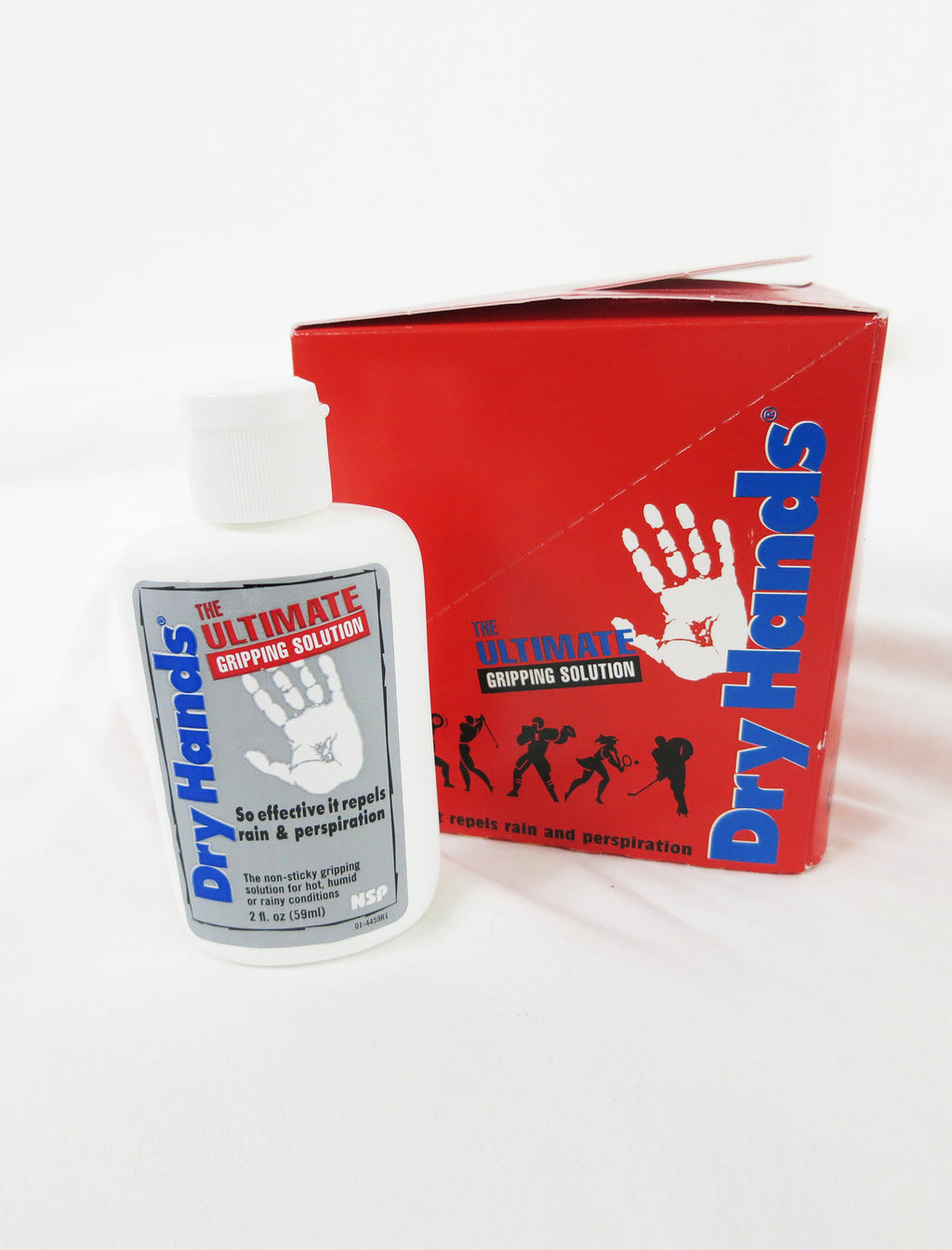 Dry Hands Grip Aid 2 oz. - Push + Pole - 2