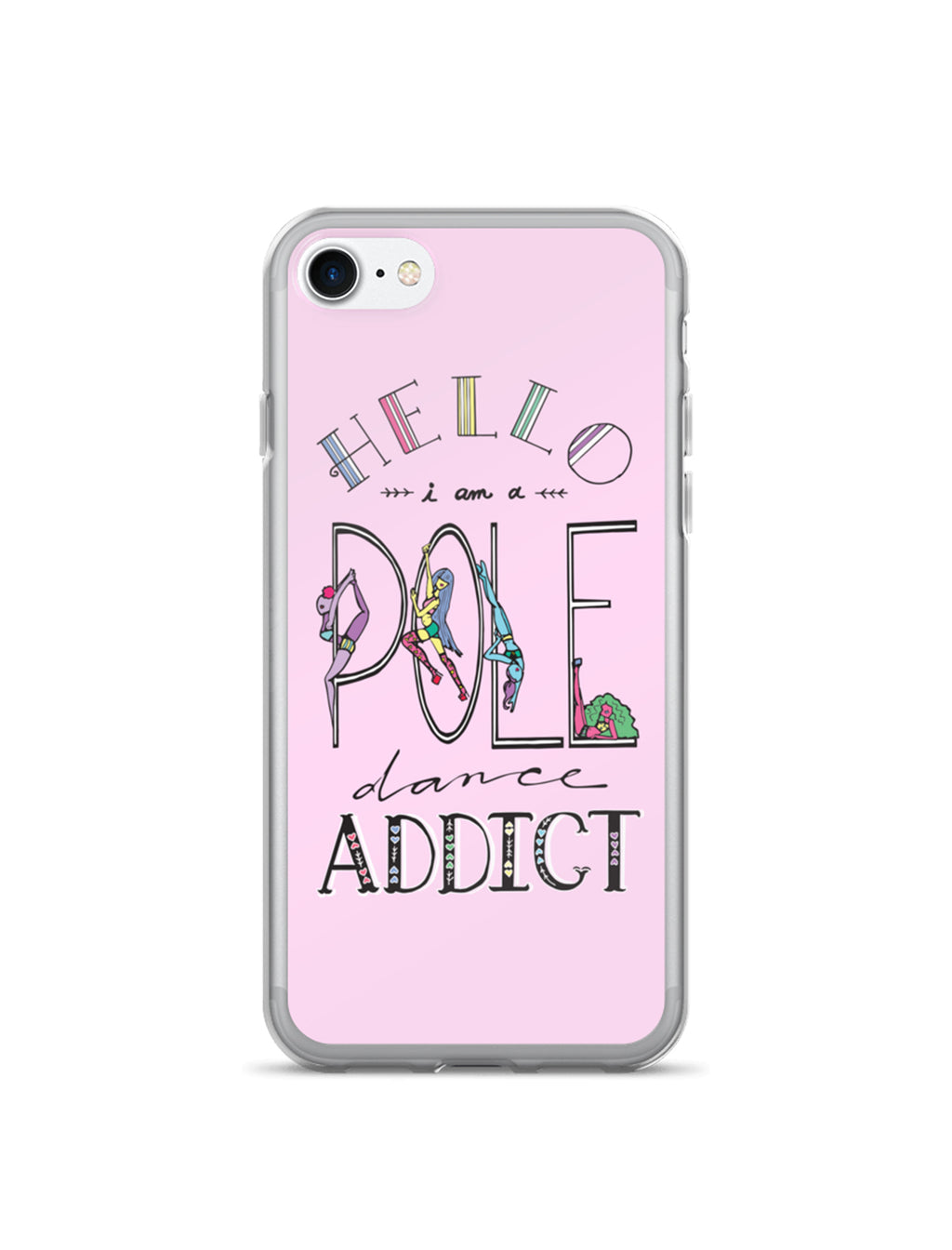 Pole Dancing Addict Phone Case