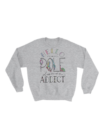 Off Duty Poler Fleece Sweatshirt