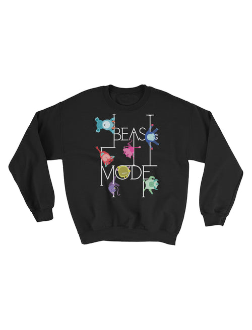 Beast Mode Fleece Sweatshirt