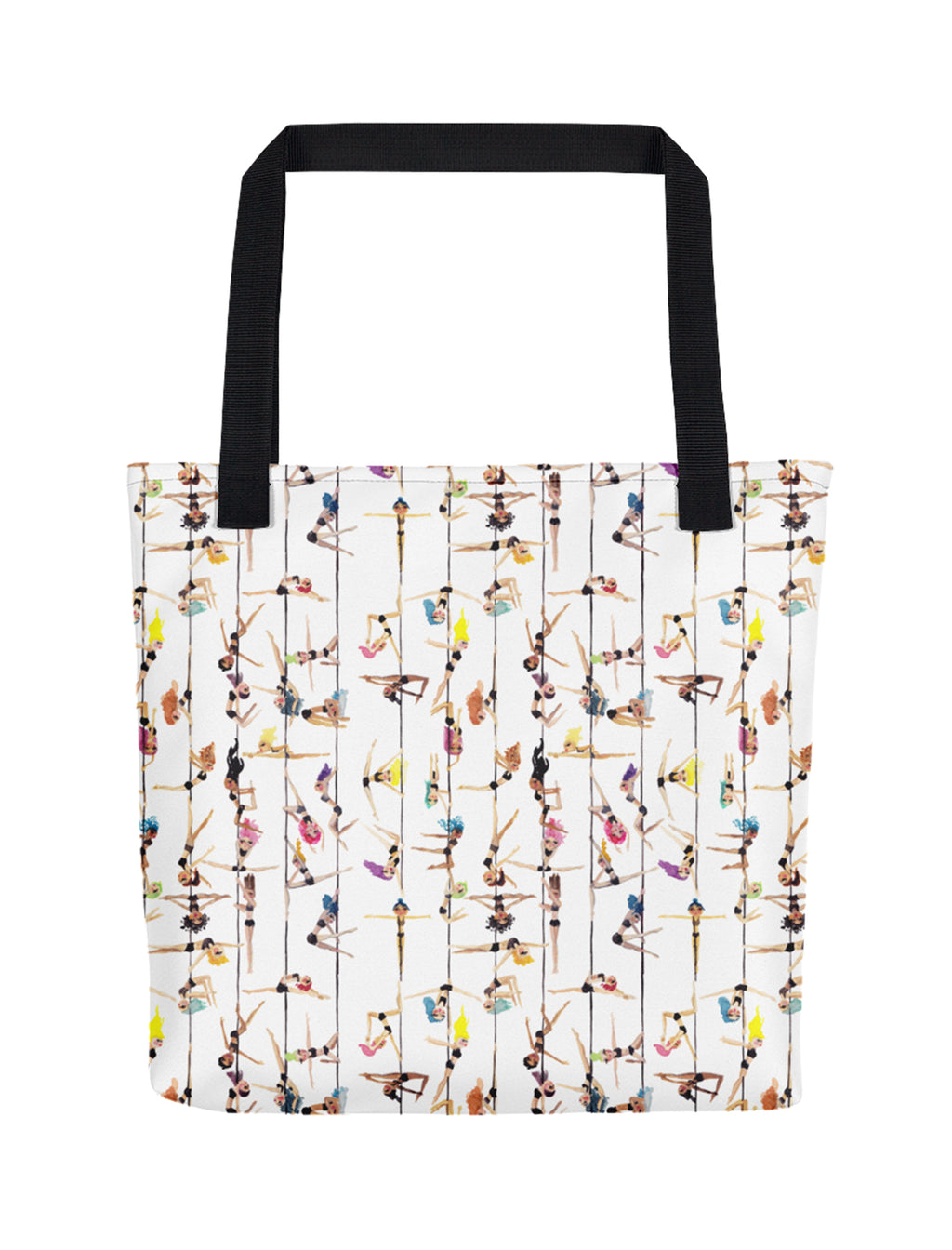 Off Duty Poler Tote Bag