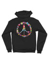 Peace, Pole, Love Fleece Sweatshirt