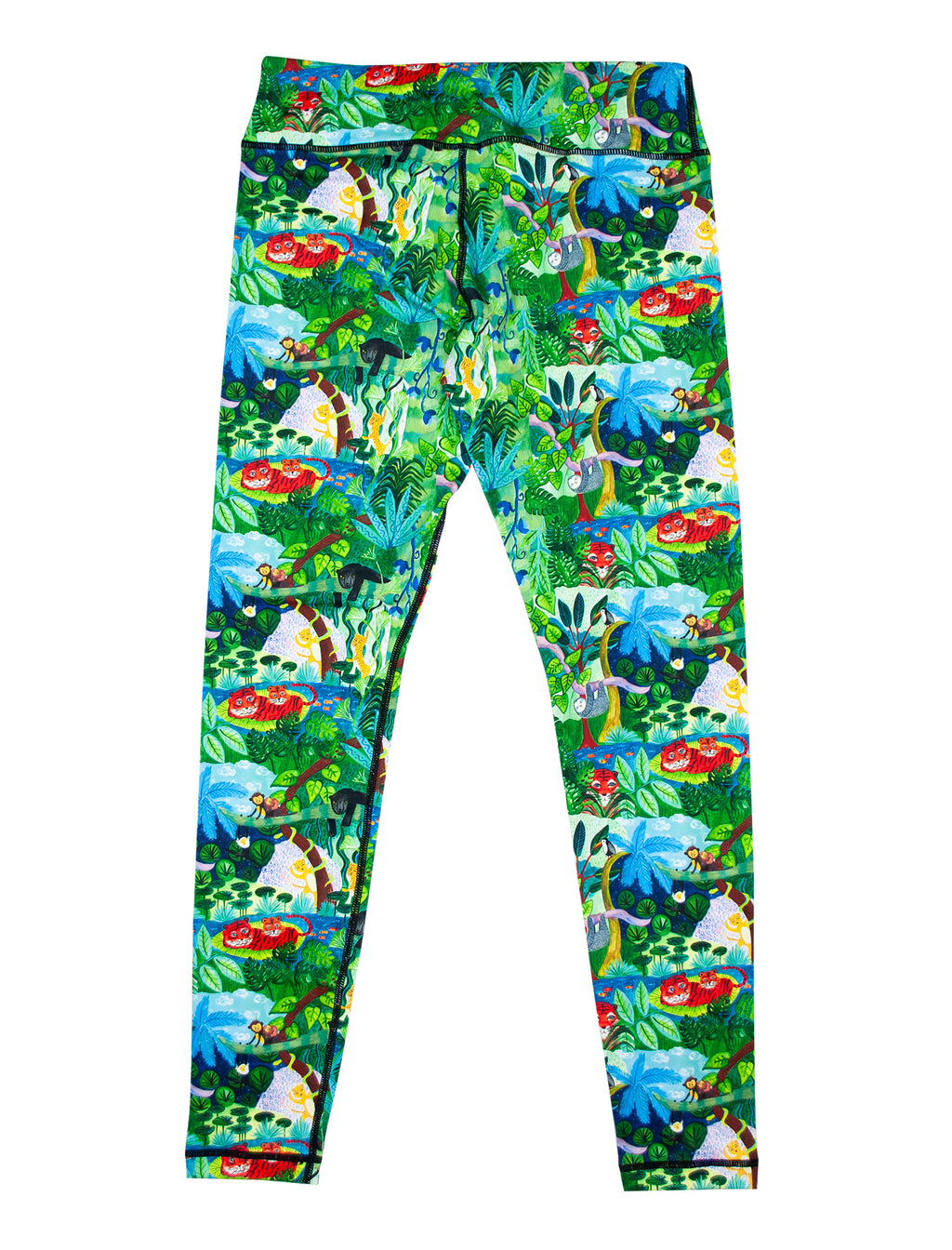In The Jungle Full Length Classic Leggings