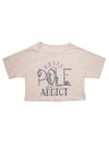 Pole Dancing Addict Cropped Tee