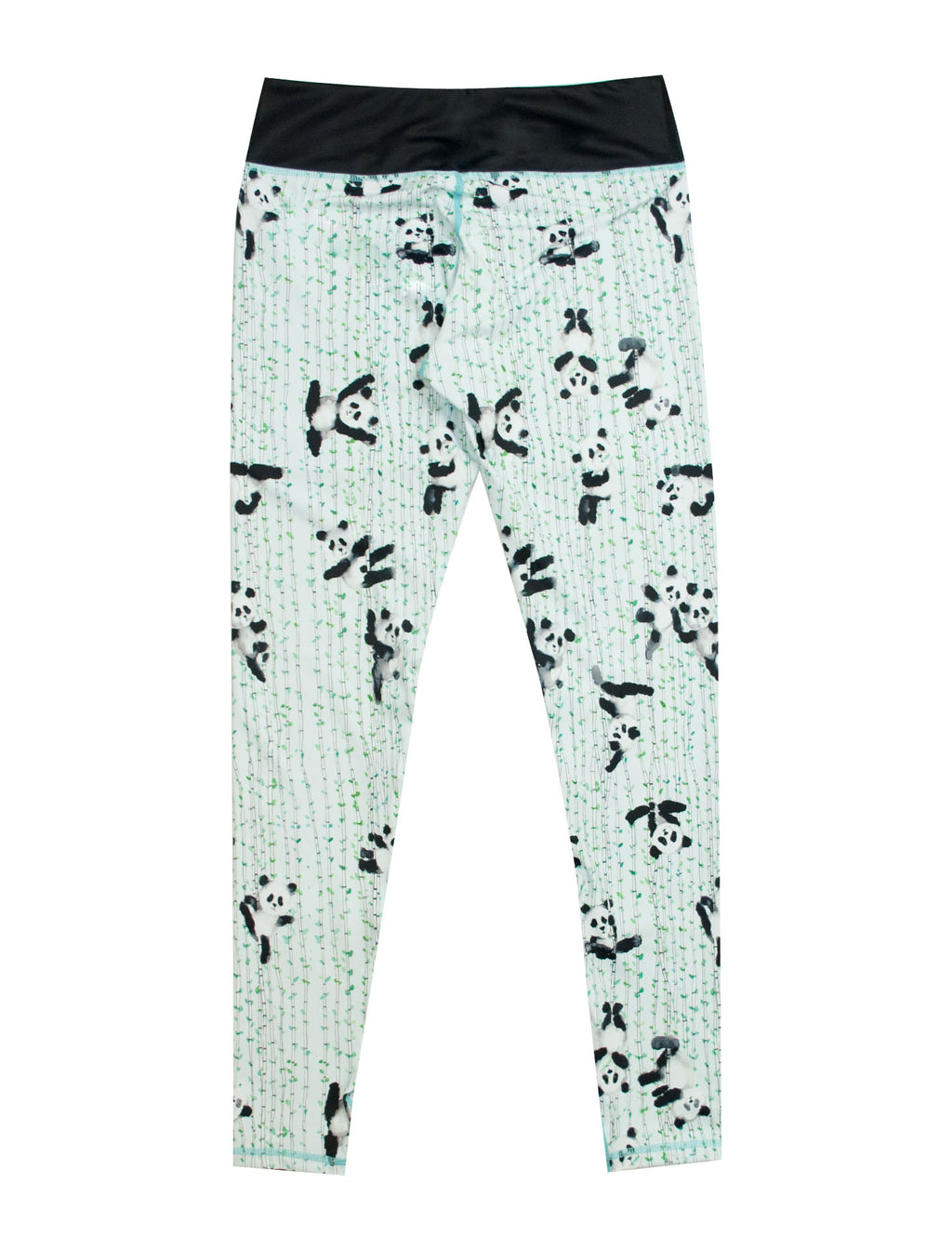 Poling Pandas Full Length Classic Printed Leggings