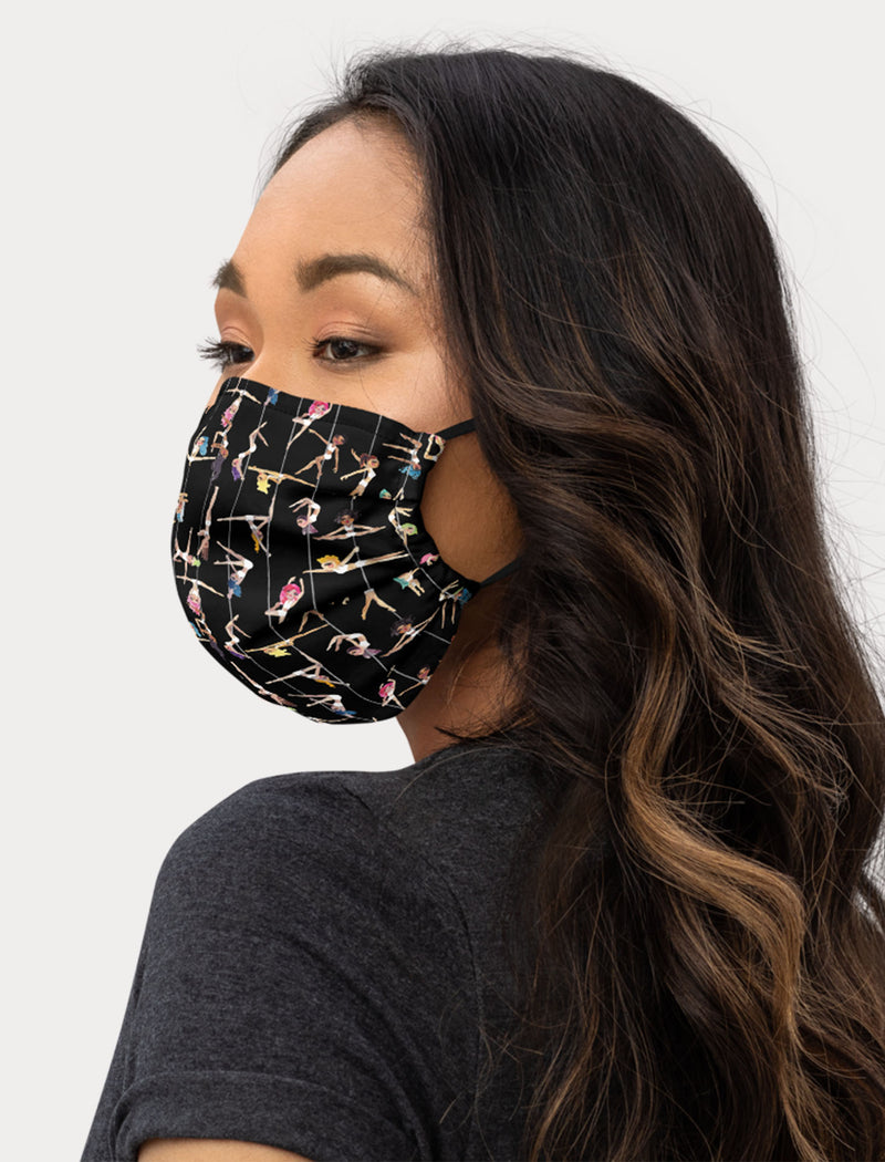 Off Duty Poler Face Mask