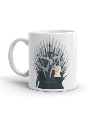 GoT Mother of Dragontails Pole Dancing Mug