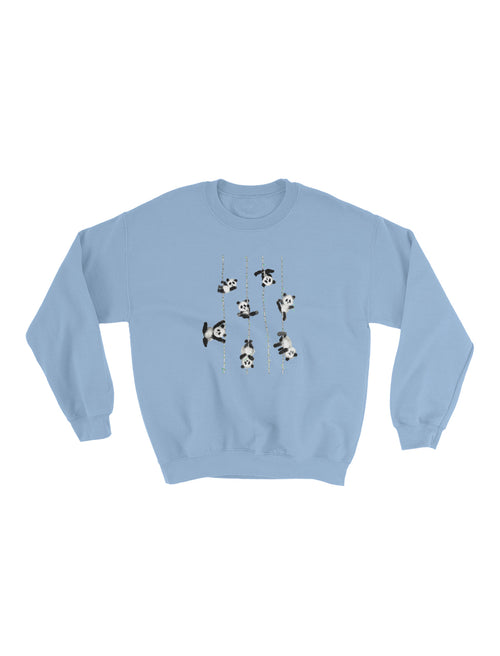 Poling Pandas Fleece Sweatshirt