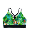 In The Jungle X-Front Bra