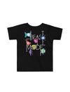 Beast Mode Toddler Short Sleeve T-Shirt