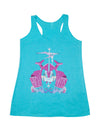 High On Heels Tri-Blend Tank