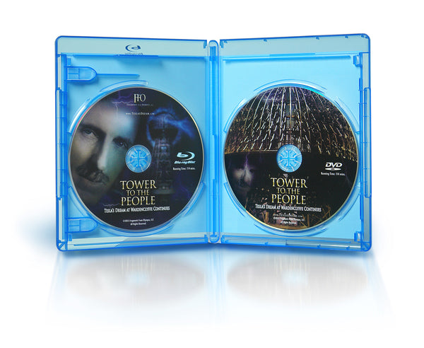 BLURAY/DVD COMBO SET