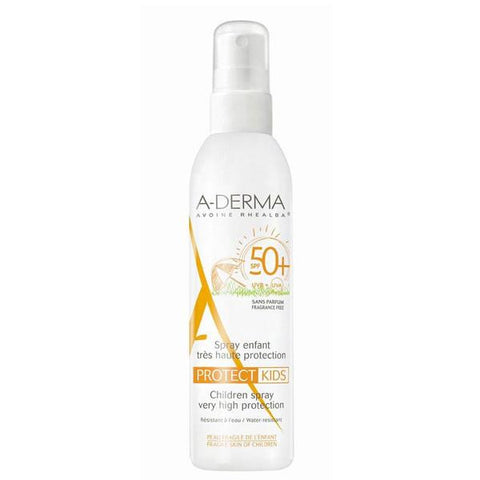 A-Derma Protect Kids Spray SPF 50+, A-Derma - Labrís